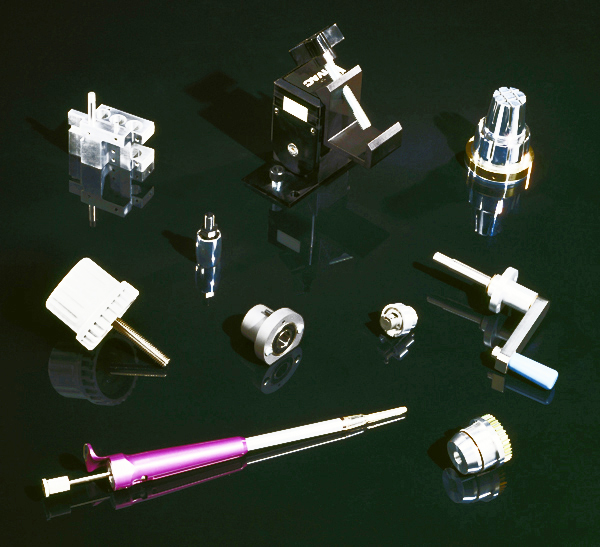 Assembled Sample Parts